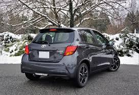 2017 Toyota Yaris SE Hatchback Road Test | CarCostCanada