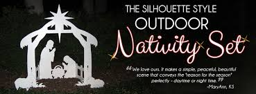 ultimate guide to outside nativity sets
