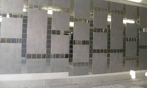 majestic looking mirror tiles for walls mirrored to add visual interest in your home