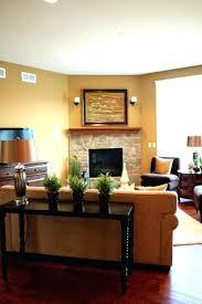 fireplace furniture arrangement. Corner Fireplace Living Room Furniture Arrangement L