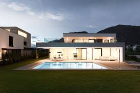 architectural house. Architectural House
