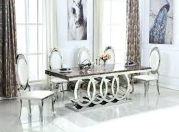 granite dining room table large size of marble top set singapore r