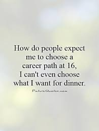 about choosing a career path essay about choosing a career path