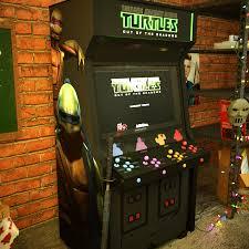 Ninja Turtles Arcade Cabinet Tmnt Arcade