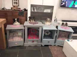 dog bed furniture. PHOTO: These Arent Your Typical Dog Beds. Behold The Sheltie Shacks. Bed Furniture