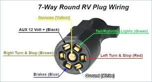 7 way trailer wiring diagram awesome trailer wiring diagram 4 pin 7 way trailer wiring diagram unique wiring diagram 7 pin to 7 blade rv wiring diagrams