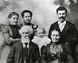 Callender family portrait - UWDC - UW-Madison Libraries
