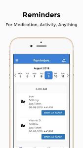 Medicine Tracker App Benefits Medicine Timing Tracker