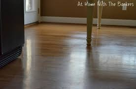 How To Bring Hardwood Floors Back To Life / Athomewiththebarkers.com
