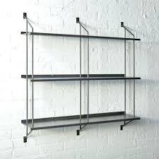 wood metal wall shelves wood metal wall shelves peachy design metal wall shelf in x brown wood metal wall shelves