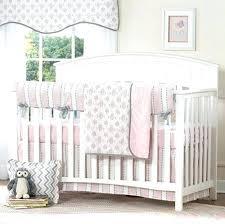 grey nursery bedding pink and grey nursery bedding pink and gray baby bedding this pretty bedding grey nursery bedding