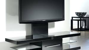 Tv Stand With Mount 65 Inch Mounted Stands Elegant  Modern Glossy Black Black Inch Tv Stand73