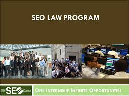 Seo Interns Seo Law Program One Internship Infinite Opportunities Pdf