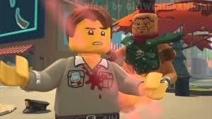Rektuacja do ekipy LEGO® Ninjago Cole'a Studios Z by Zane Titanium Ninja
