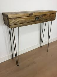 diy metal furniture. 68 Most Preeminent Black Hairpin Legs Chrome 18 Steel Diy Metal Table Vision Furniture