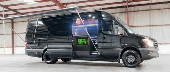 Converted Vans Mercedes Sprinter Van Conversion Houston Austin Dallas