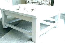 white shabby chic coffee table round for coffe