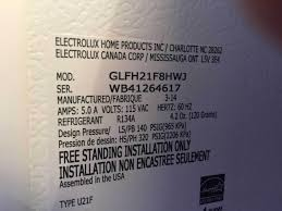 Ge Upright Freezer Manual Top 82 Reviews And Complaints About Frigidaire Freezers Page 2