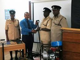 Food for the Poor donates to Felix Austin Police College - Guyana Chronicle