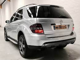 MERCEDES-BENZ M-CLASS 3.0 ML 320 CDI EDITION 10 5DR Automatic For ...