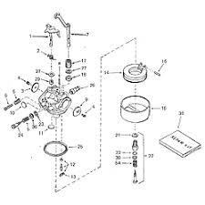 Tecumseh model H70-130230H engine genuine parts