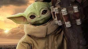 Baby Yoda Wallpaper 4K in 2021