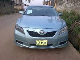 A Clean Naija Used 2007 Toyota Camry SE For Sale - Autos - Nigeria