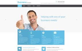 Free Website Template Gorgeous Free Business Responsive Website Template
