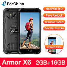 Ulefone Armor X6 IP68 Rugged Waterproof Mobile Phone 5