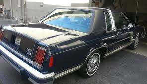 estate 10 000 mile crown victoria an estate like this 1985 ford crown victoria here on is among my car related bucket list items not specifically a crown vic you all know