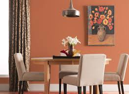 Peach Living Room Peach Punch Dining Room Dining Room Colours Rooms By Colour