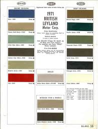Leyland Car Owners Colour