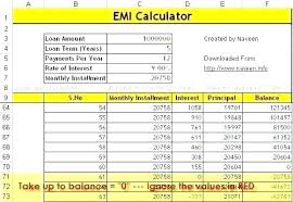 Template Strand And Coding Car Loan Calculator Excel Sheet
