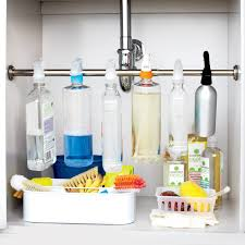Under Kitchen Sink Organizing Under Kitchen Sink Storage Ikea Stainless Steel Countertop Storage