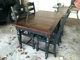 dining room table refinishing refinish kitchen table refinish dining room table oak refinishing from