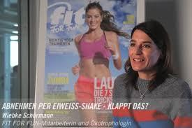 Abnehmen mit Slimfast, Almased und.: Wie sinnvoll sind Diät