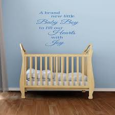 baby boy wall art quotes