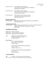 Sample Resume Writing Nursing Resume Tips Uw Madison