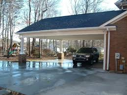 garage addon carport and screen porch additions white addition before adding a carport in front of a garage garageband add ons iphone