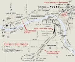 Bnsf Organizational Chart Tulsa Okla Trains Magazine