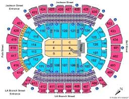 Wwe Seating Chart Toyota Center Toyota Center Seating Chart Mrcontainer Co