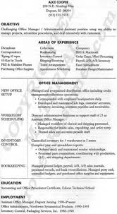 a well written resume example that will help you to convey your office manager skills experience and academic qualifications office manager resume examples