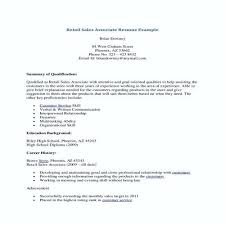 Objective For Resume Retail Sales Associate. Resume Retail Objective ...