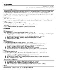 Data Scientist Resume Example Examples Of Resumes