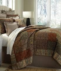 Villa By Noble Excellence Trevino Patchwork Voile Quilt Mini Set ... & Quilts & CoverletsBedspreadsBeautiful  BedroomsComforterDillardsVillaInterior . Adamdwight.com