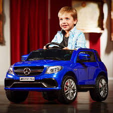 Tusispecializes in the electric toy car for your different requirements. Amazon Com Huffy Mercedes Benz Kids Electric Battery Powered Ride On Car W Lights Sounds Mp3 Player Royal Blue 17548p Toys Games
