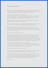 Examples Of Cover Letter Good For Job New Example Resume Templates