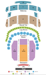 Colorado Ballet Nutcracker Seating Chart Buy The Nutcracker Tickets Seating Charts For Events