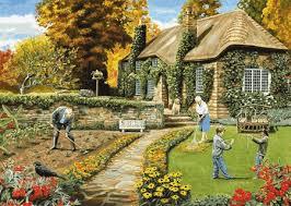 Осенние работы в саду и огороде и заботы о дачном цветнике осень