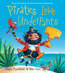 book cover image jpg pirates love underpants
